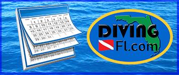 Florida Diving Events